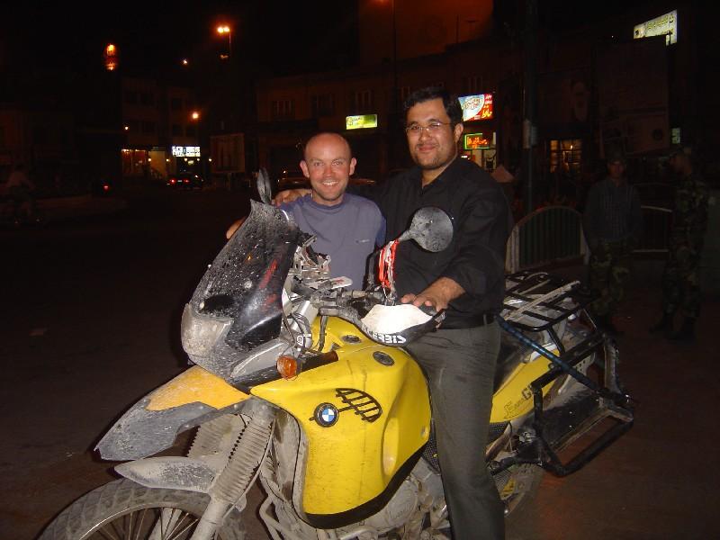Adam & Reza