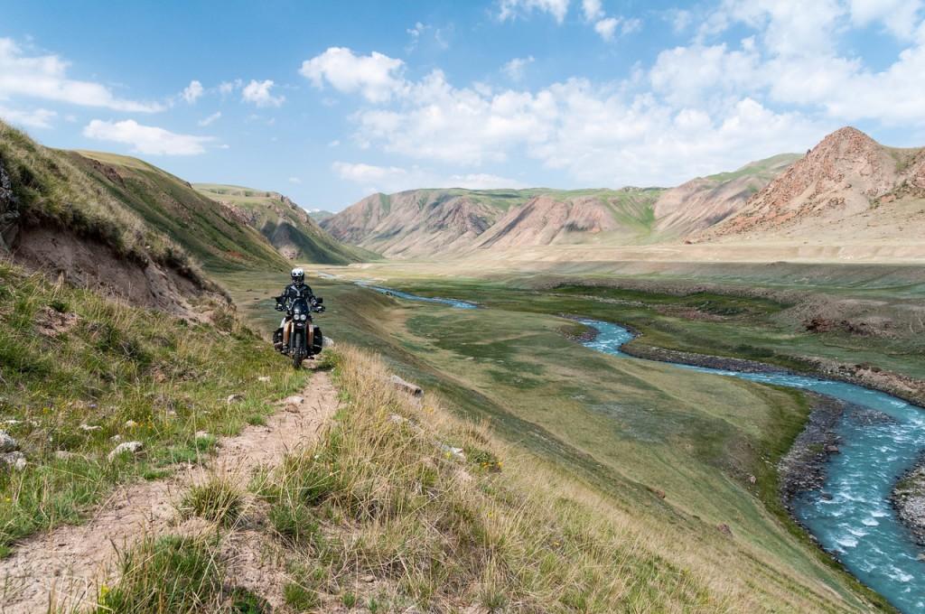 Naryn - Tosor road